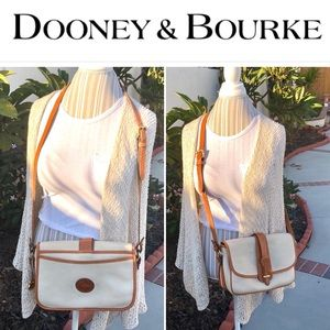 Vintage Dooney & Bourke Crossbody Bag All Weather